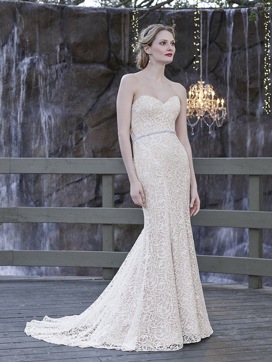 Image result for casablanca bridal lace