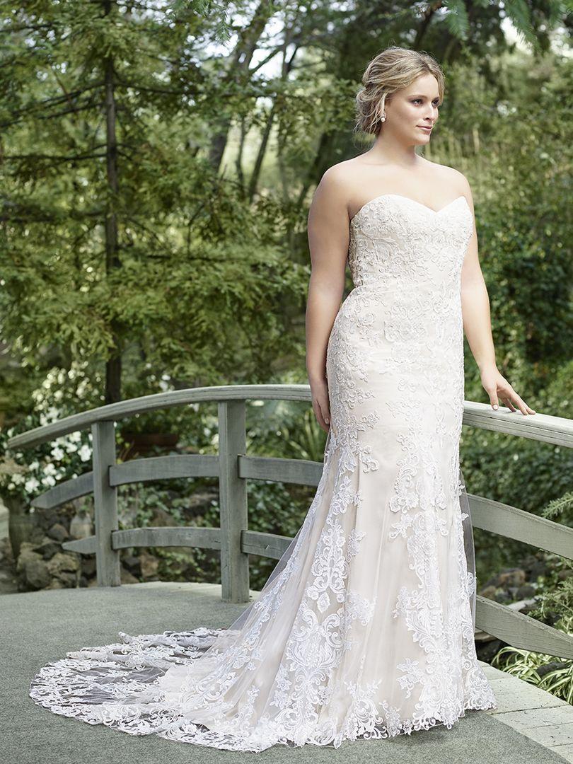 Style 2255 Laurel | Casablanca Bridal