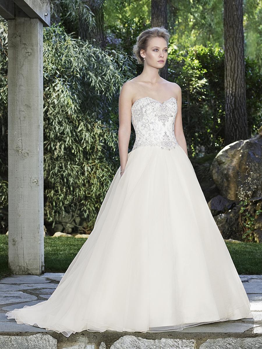 Style 2249 Marigold | Casablanca Bridal