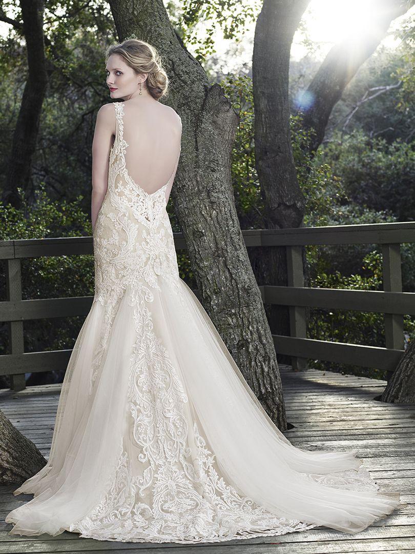 Style 2256 Sage Casablanca Bridal