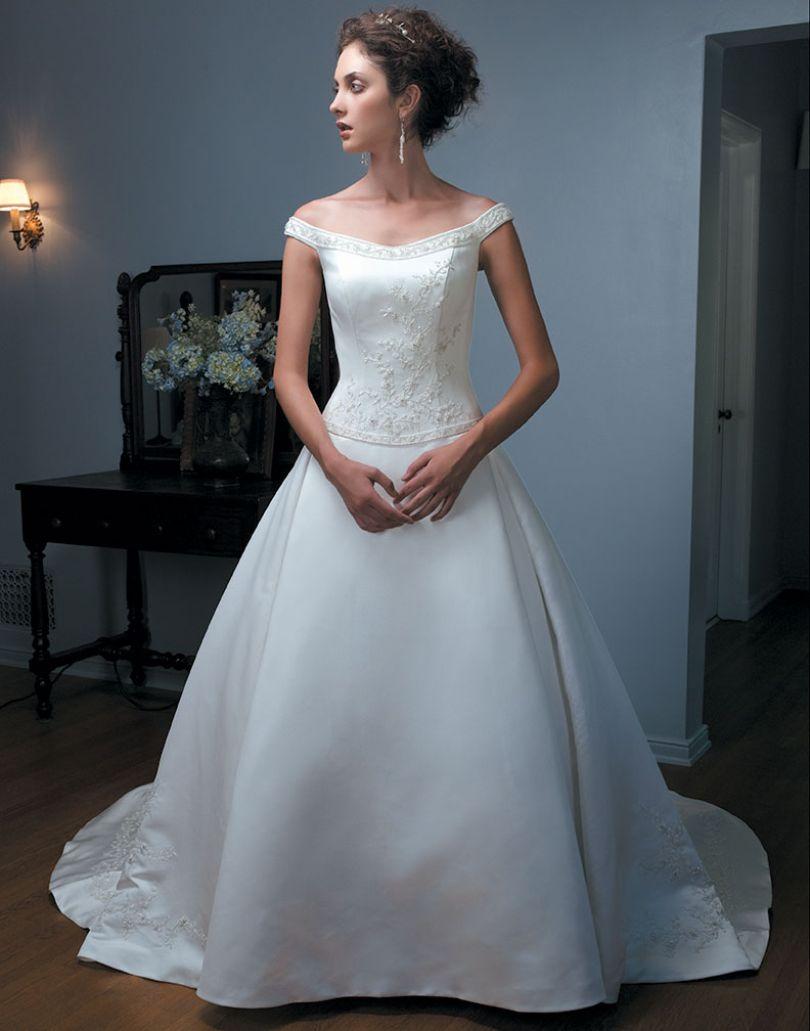 Style 1783 | Casablanca Bridal