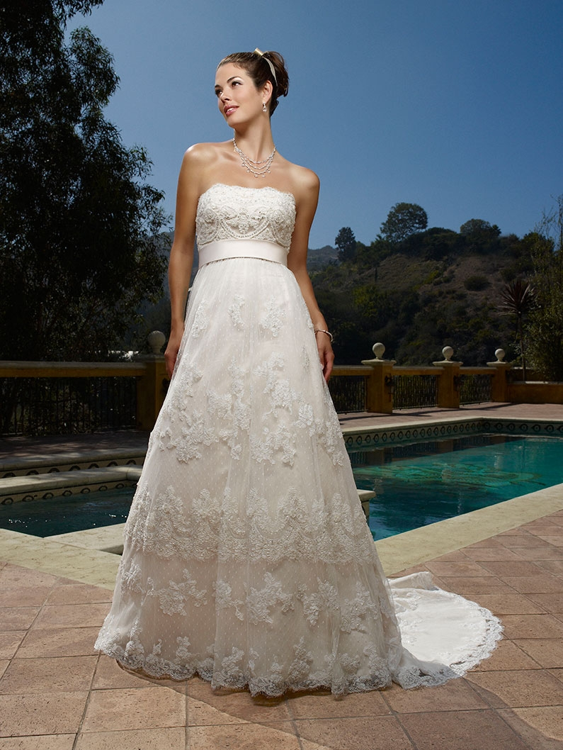 Style 1900 | Casablanca Bridal