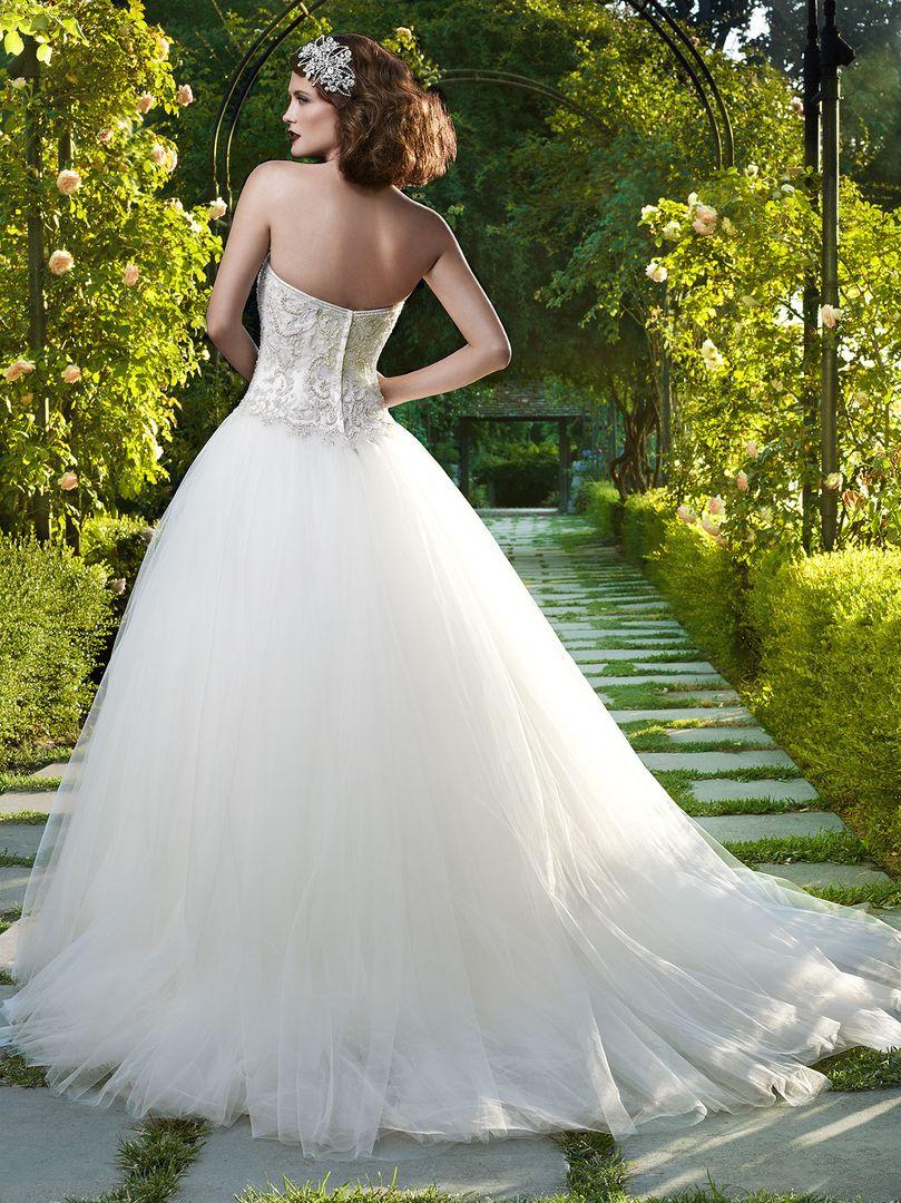 Style 2071 | Casablanca Bridal
