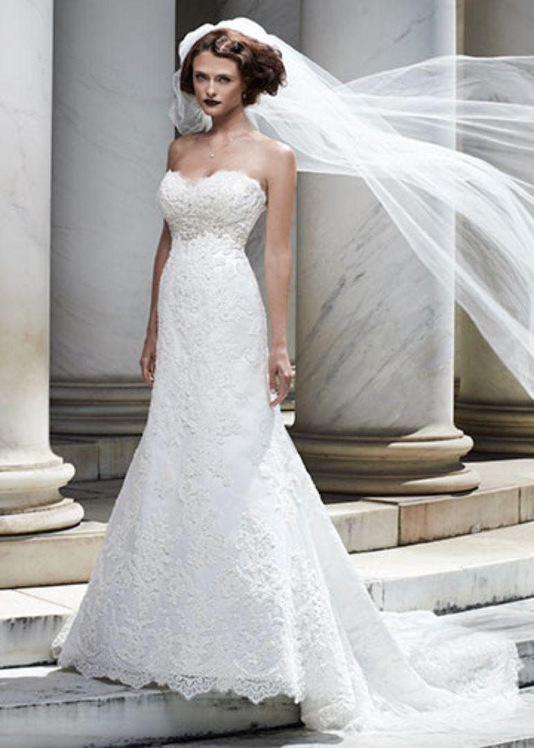 Style 2072 | Casablanca Bridal
