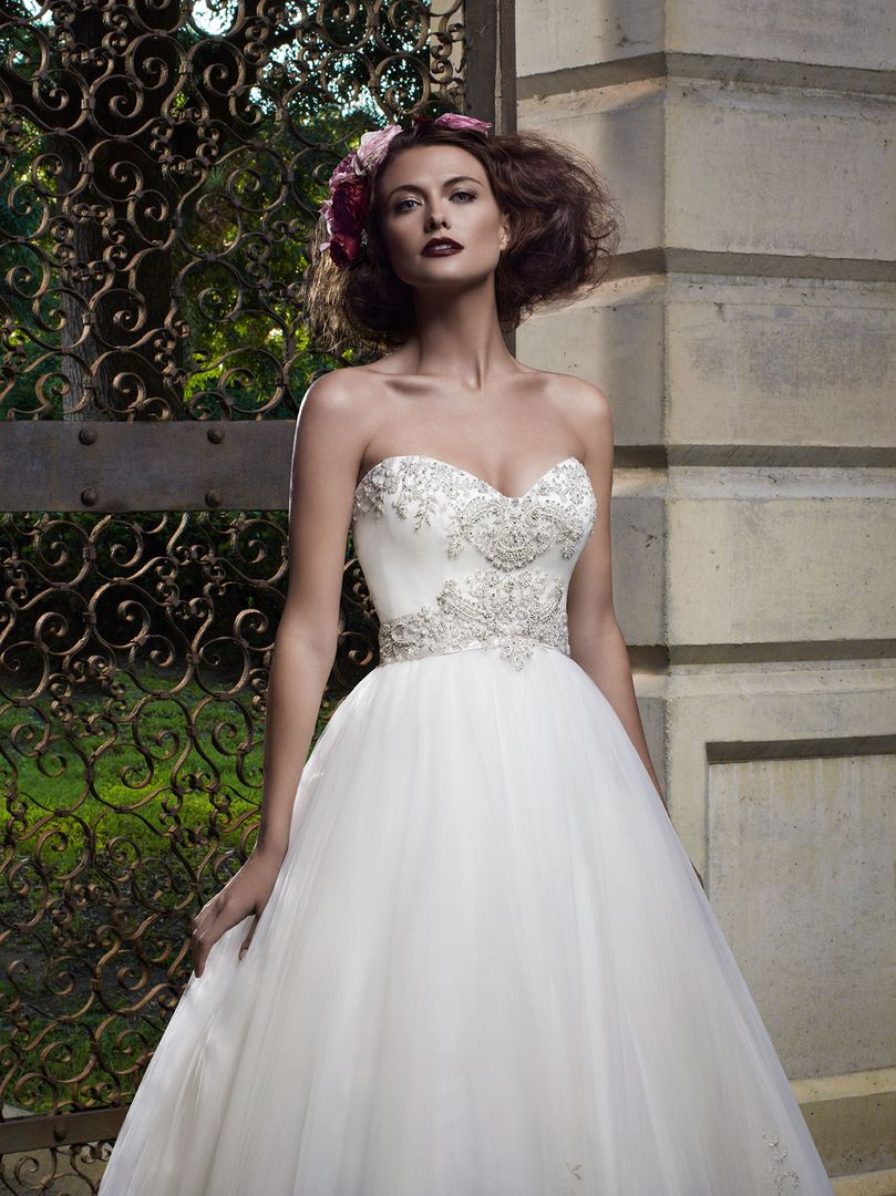Style 2077 | Casablanca Bridal