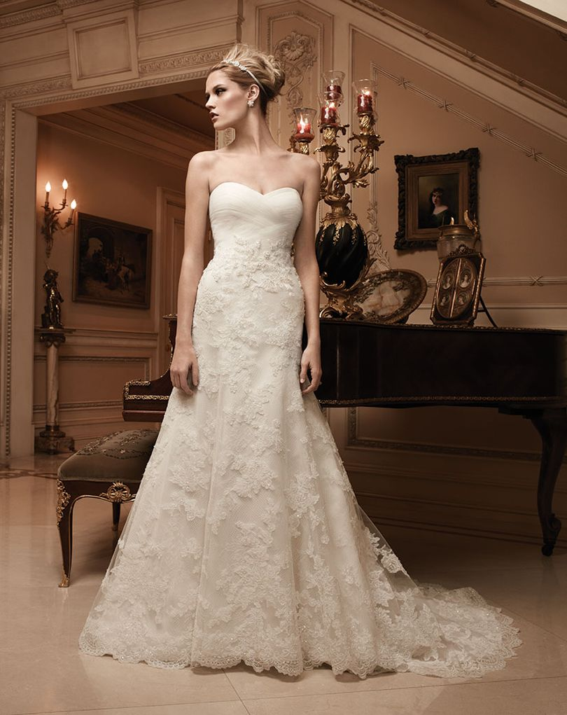 Style 2125 casablanca bridal for Casablanca wedding dress