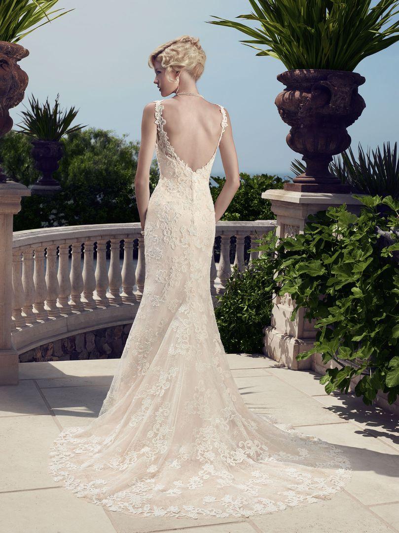 Style 2155 Casablanca Bridal