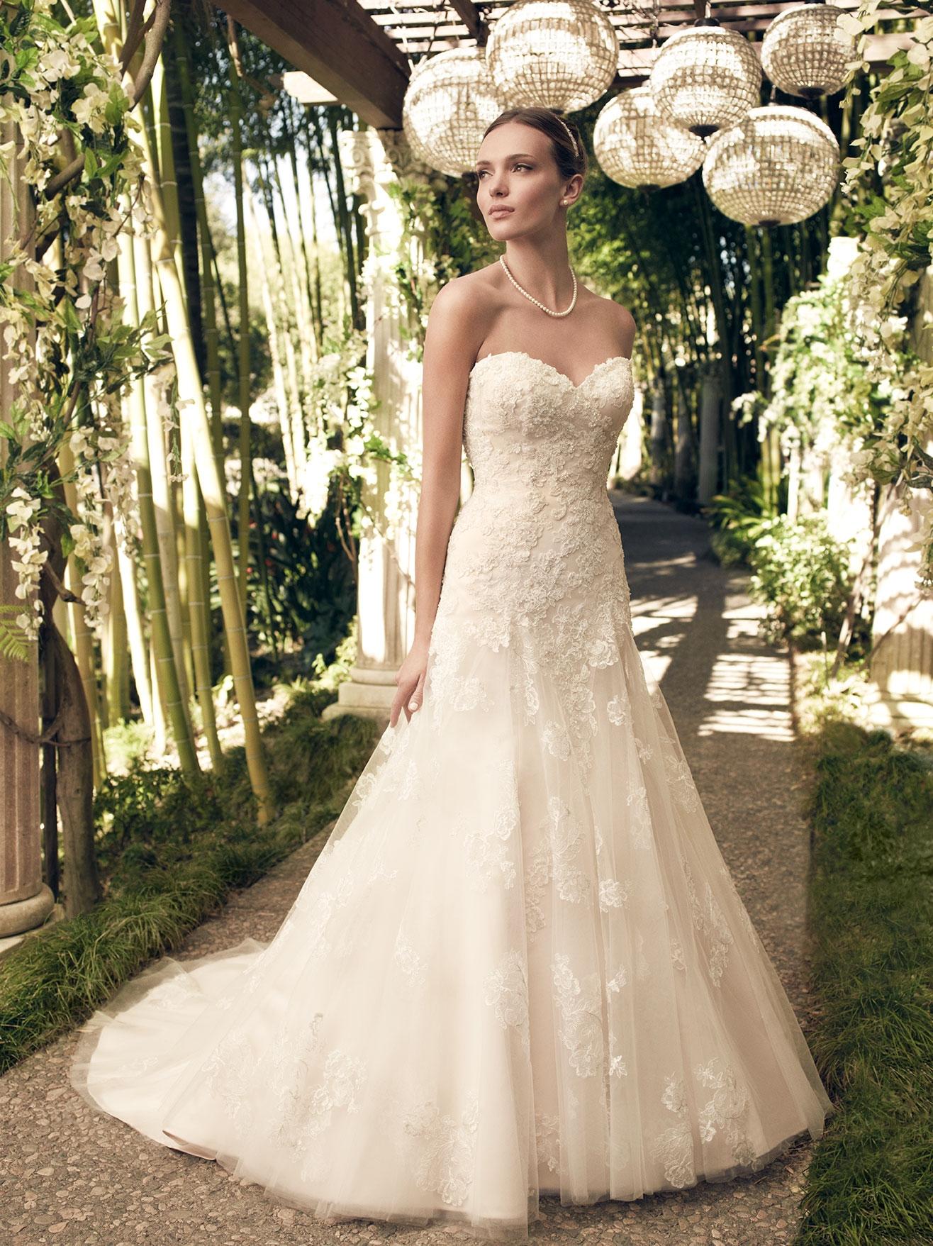 Style 2168 | Casablanca Bridal