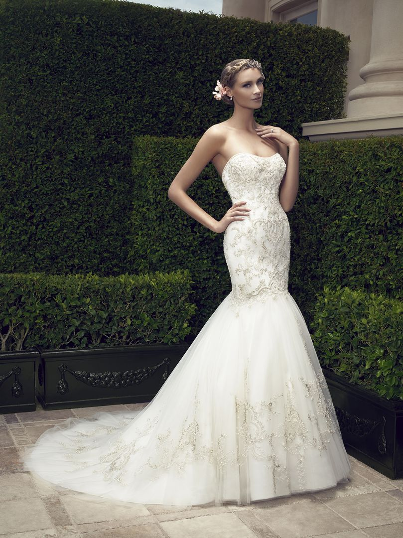 Style 2197 Casablanca Bridal