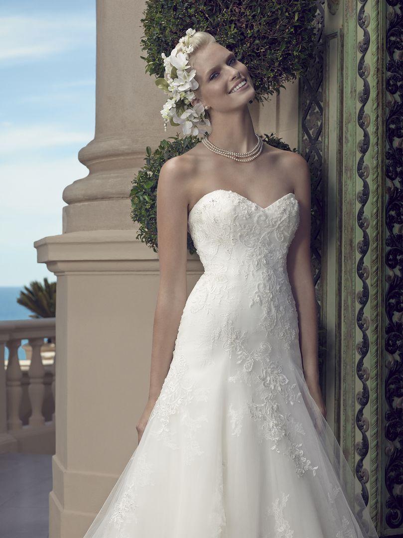Style 2203 Casablanca Bridal