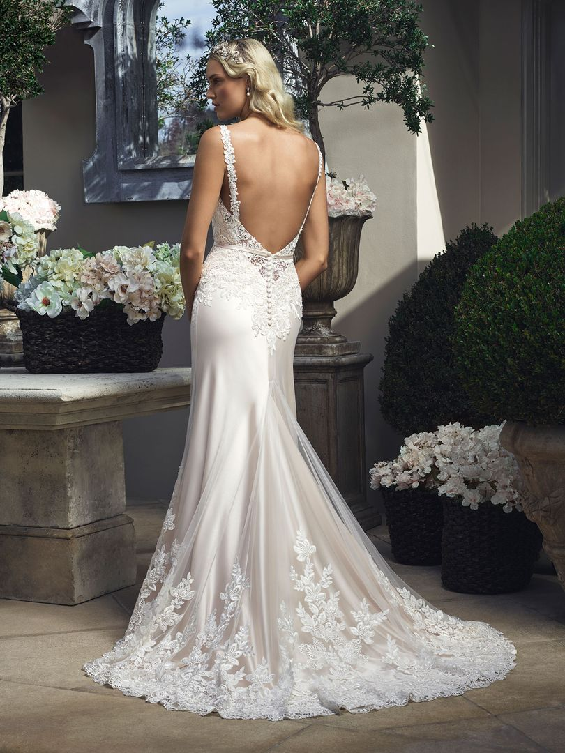 Style 2210 Casablanca Bridal