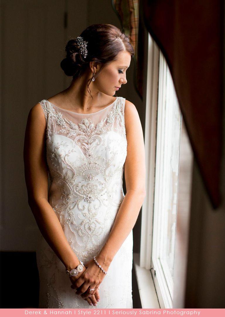 Style 2211 Casablanca Bridal