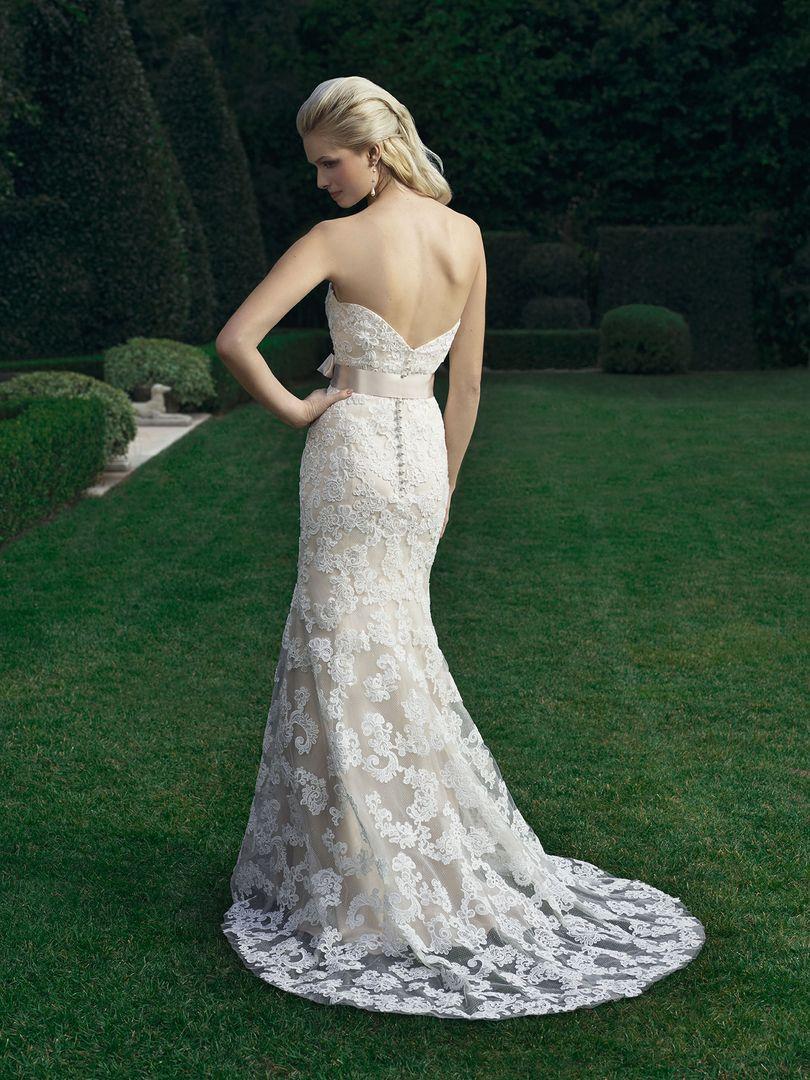 Style 2221 | Casablanca Bridal