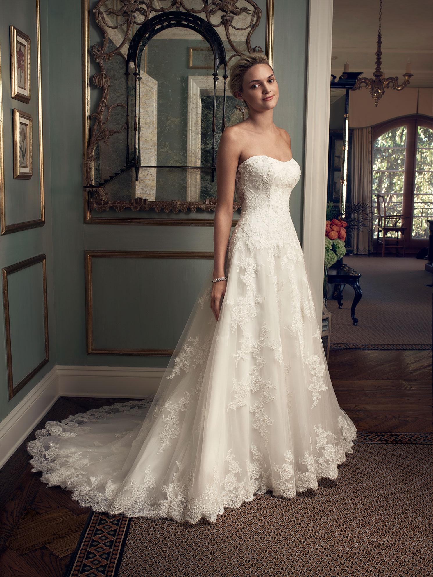 Style 2222 | Casablanca Bridal