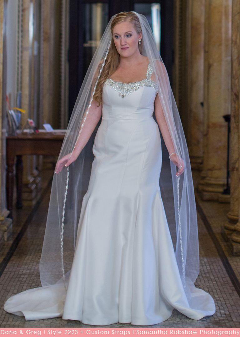 Style 2223   Casablanca Bridal
