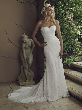 Style 2226 Water Lily Casablanca Bridal