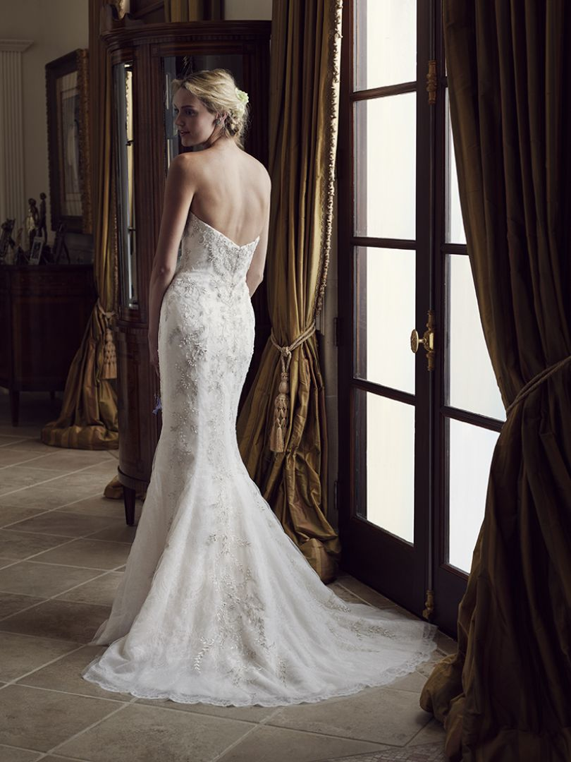 Style 2231 Carnation | Casablanca Bridal