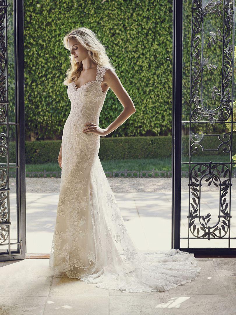 Image result for casablanca bridal wedding gown