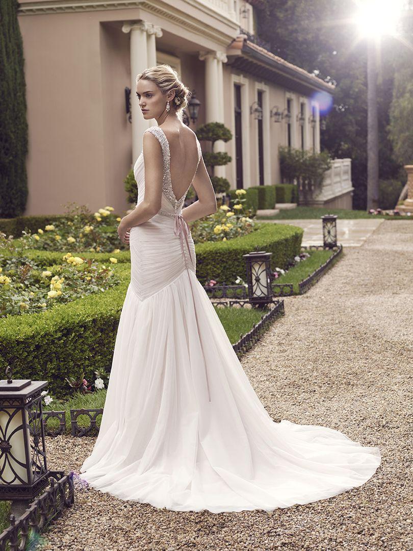 Style 2234 Freesia | Casablanca Bridal