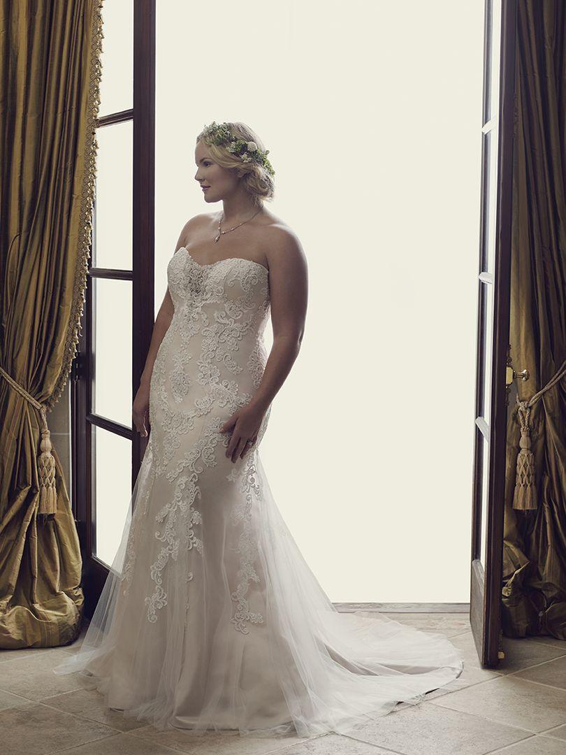 Style 2242 Lotus Casablanca Bridal