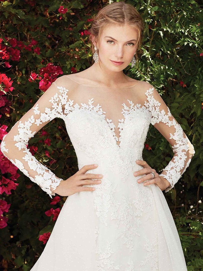 Style 2270 Wisteria Casablanca Bridal