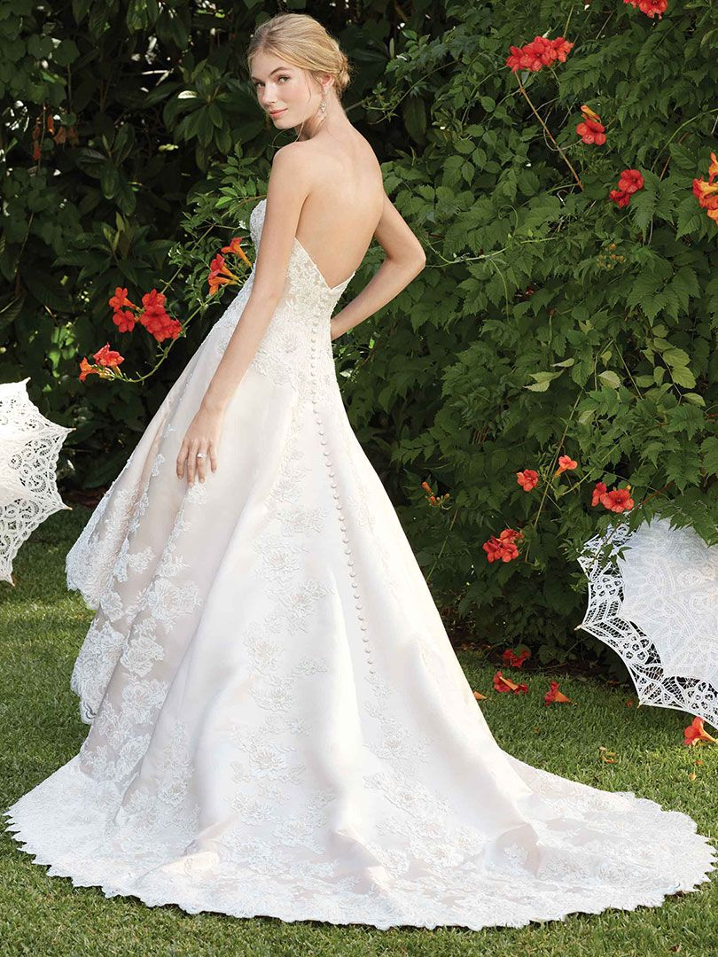 Style 2283 Clover | Casablanca Bridal