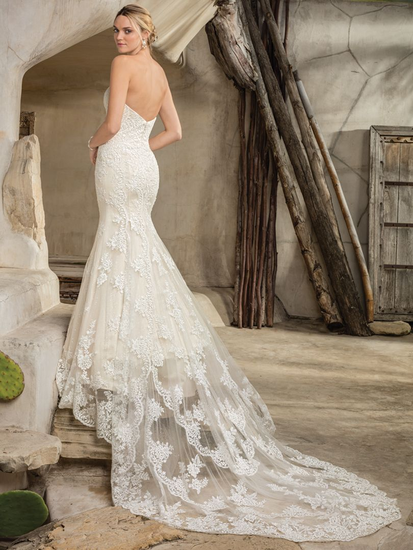 Style 2292 Sedona   Casablanca Bridal