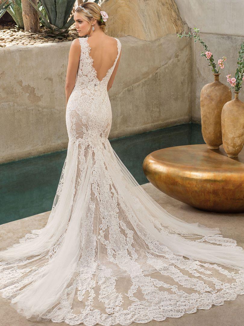 Style 2306 Savannah Casablanca Bridal