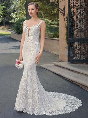 spanish sweetheart wedding dress