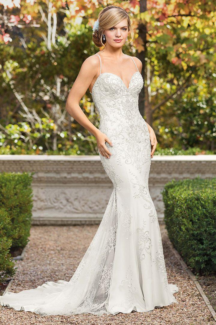 K'Mich Weddings - wedding dresses -white Casablanca