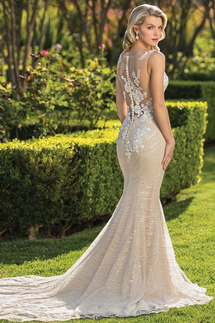 K'Mich Weddings - wedding dresses - Casablanca