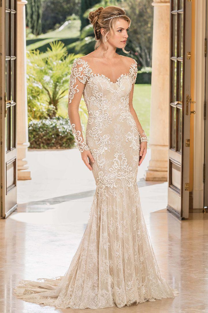 K'Mich Weddings - wedding dresses - white Casablanca