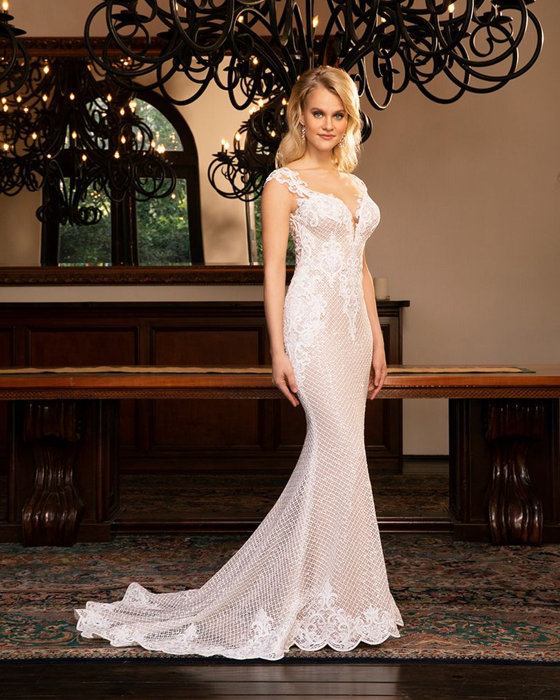 Casa Blanca Wedding Gowns: Style 2377 Alessandra