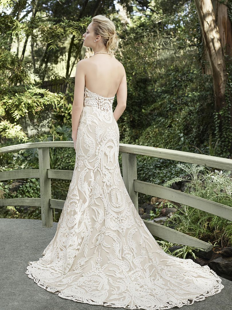 Style 2265 Zinnia Casablanca Bridal