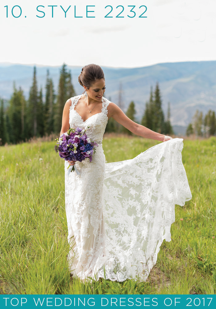 10 Kitchen And Home Decor Items Every 20 Something Needs: Top 10 Trending Wedding Dresses Of 2017 By Casablanca