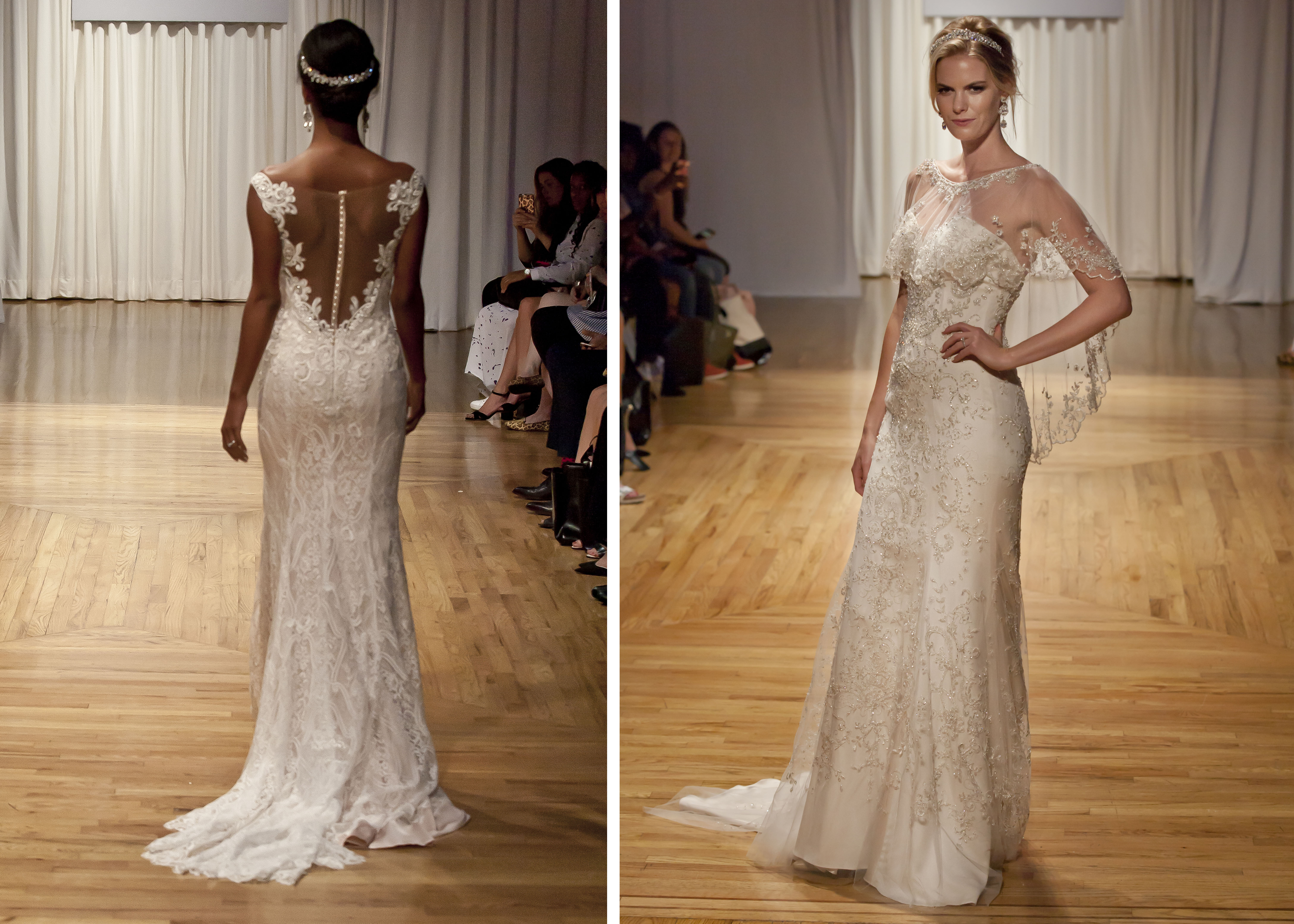 Casablanca Bridal Press Show Sneek Peak