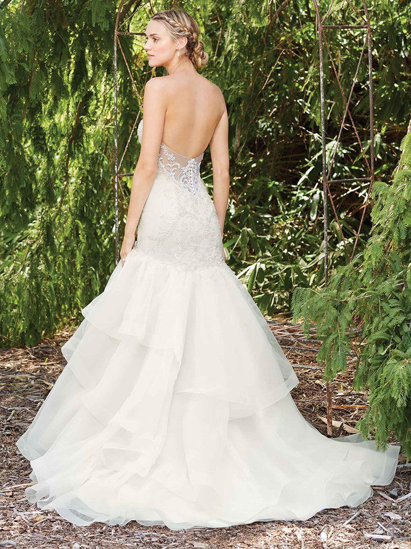 Wedding Dresses with Ruffled