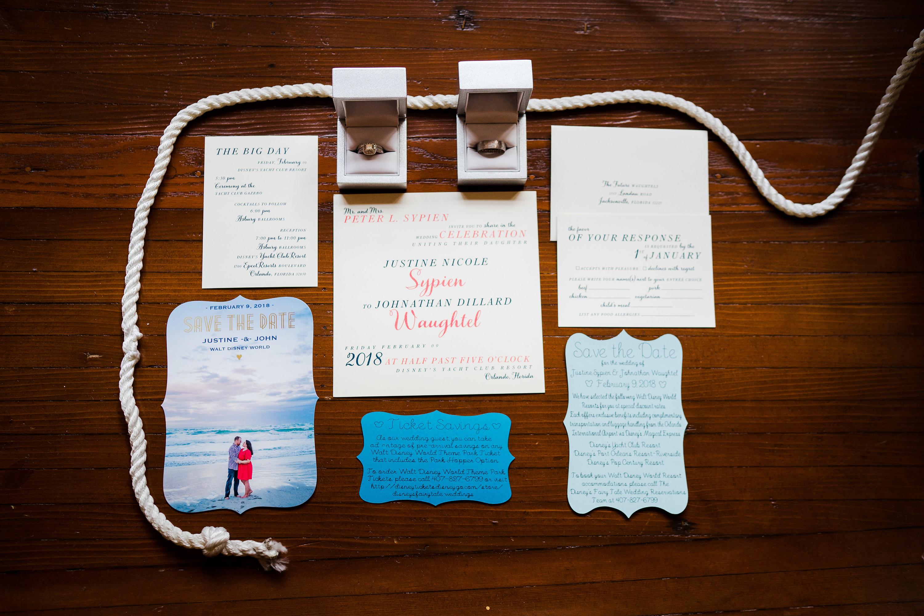 Casablacna Bridal | Wedding Invitations