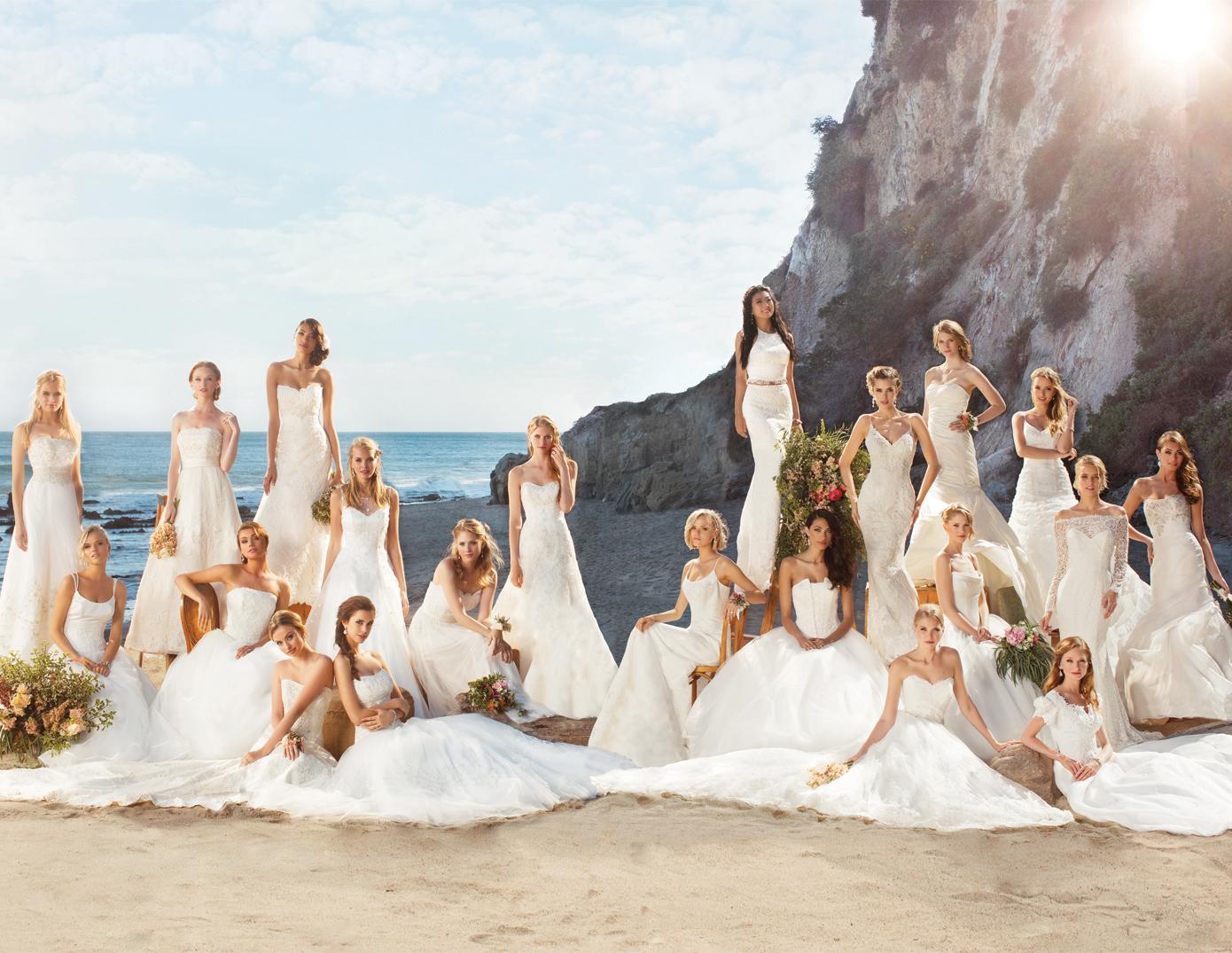 Casablanca bridal celebrates years of creating wedding dresses