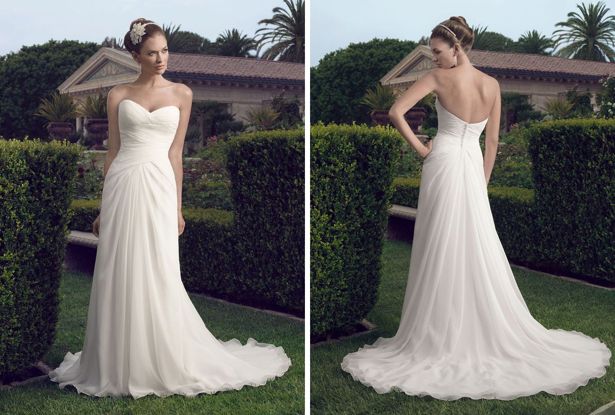 casablanca-bridal-strapless-ruched-wedding-dress