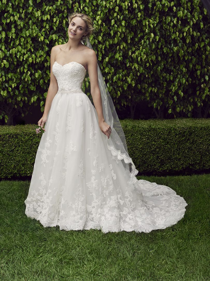 Casablanca Bridal Celebrates 20 Years of Creating Wedding Dresses ...