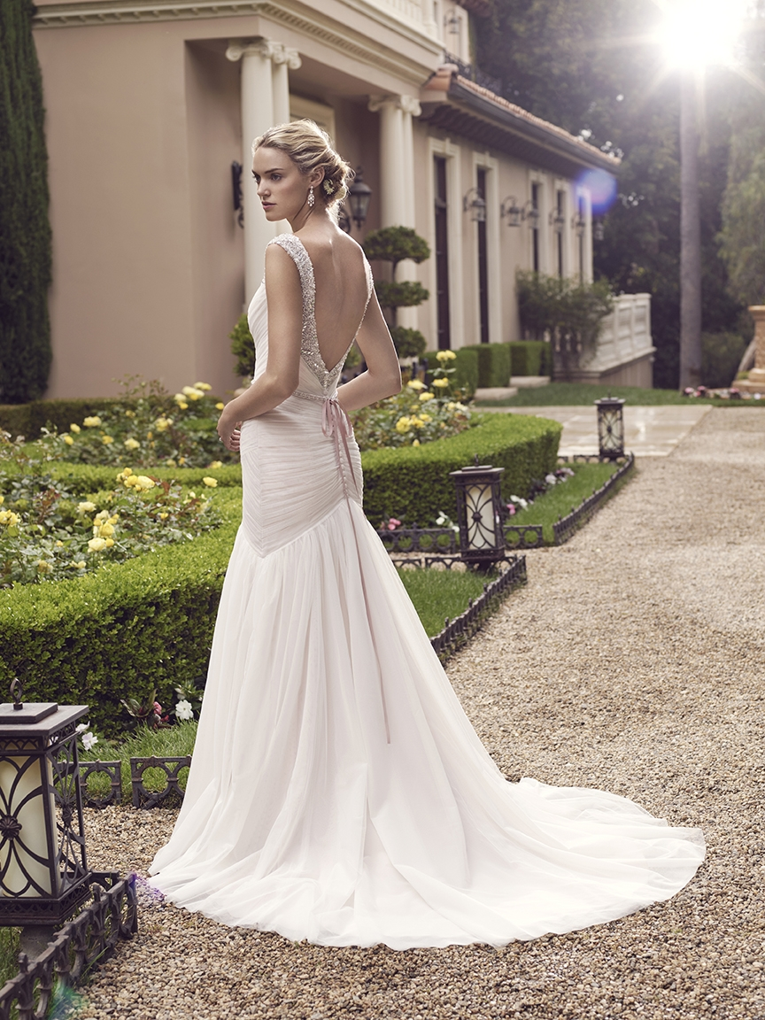 Top ten low back wedding dresses from casablanca bridal blog low back wedding dress junglespirit