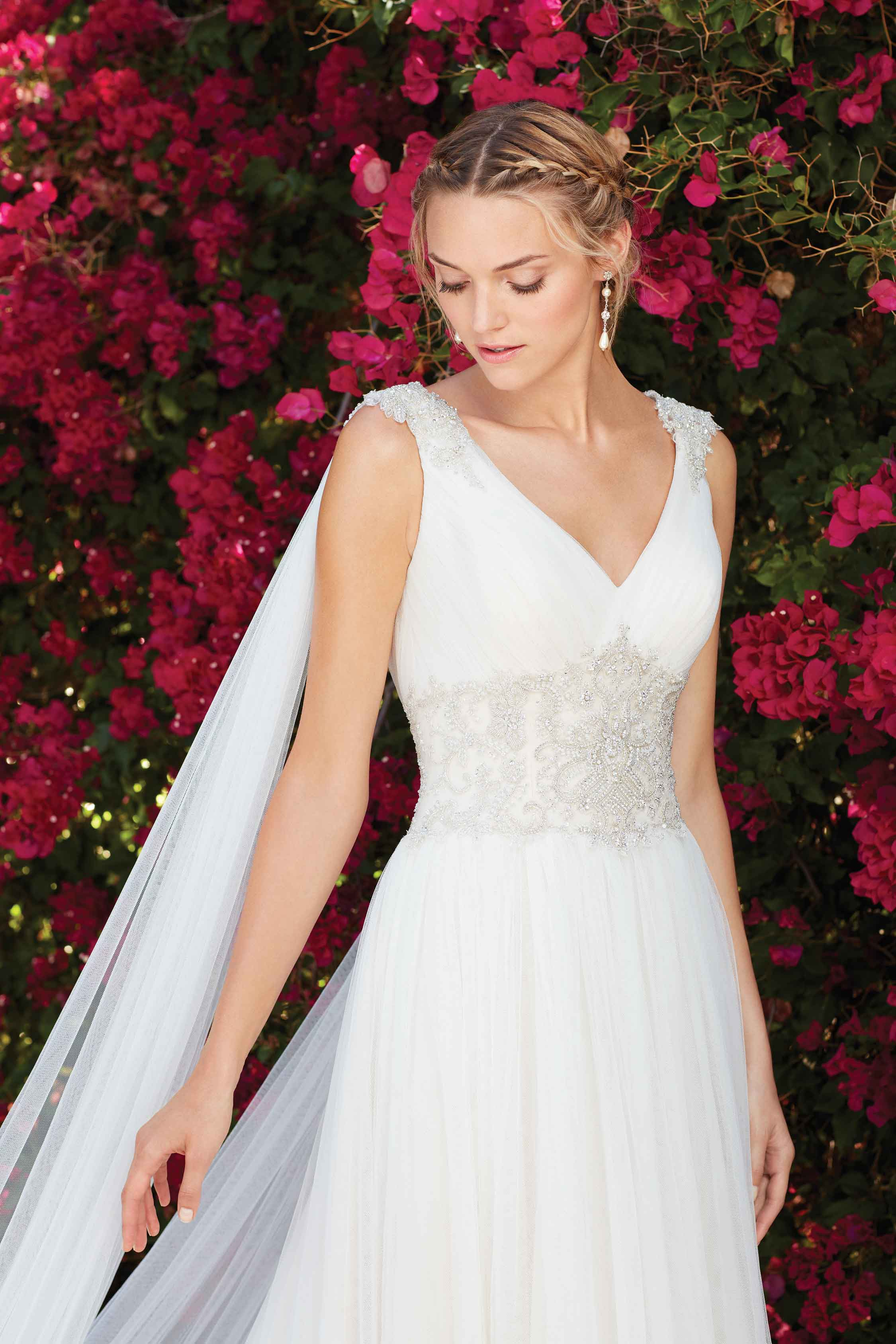 Gown of the Week: Style 2272 Dahlia / Blog / Casablanca Bridal