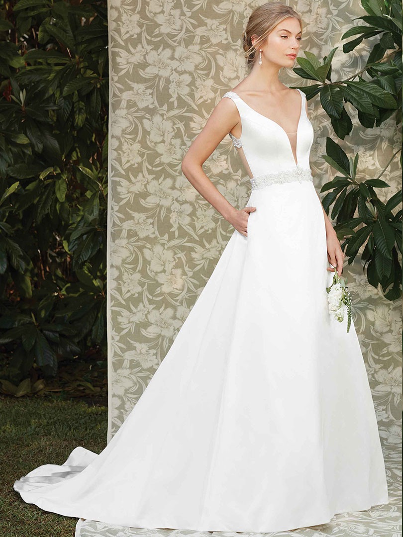 Top Eight A-Line Wedding Dresses by Casablanca Bridal! / Blog ...