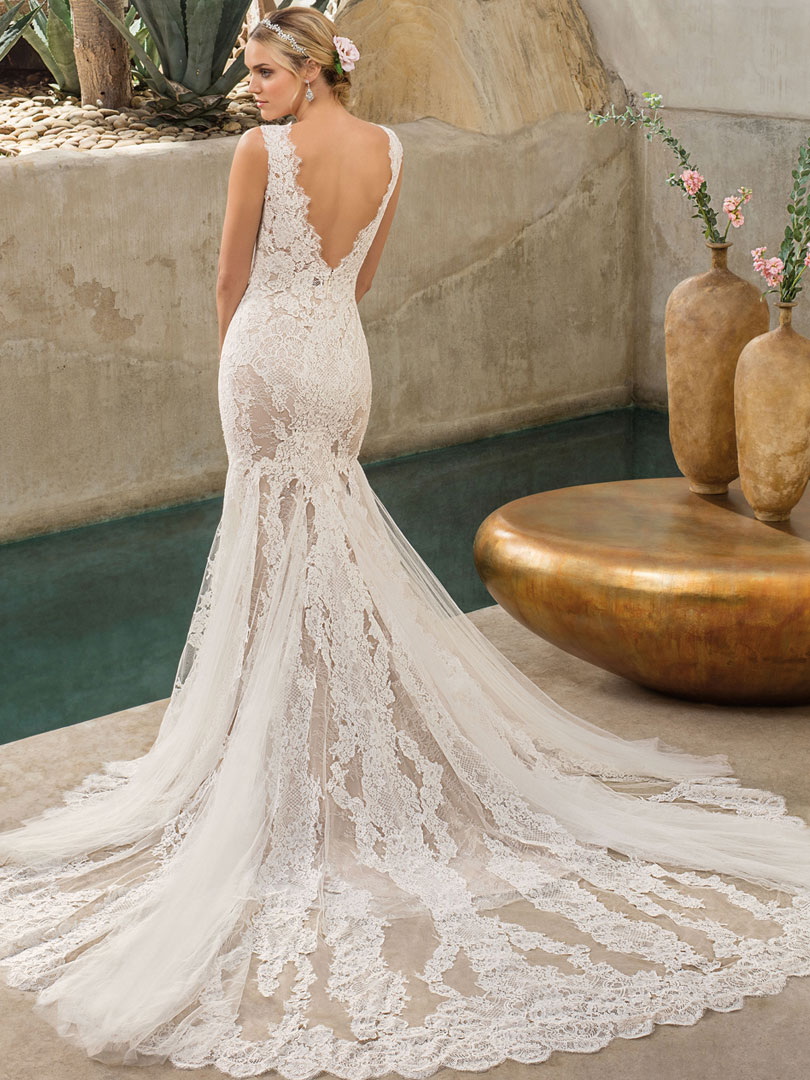 Top Colored Wedding Dresses By Casablanca Bridal Blog