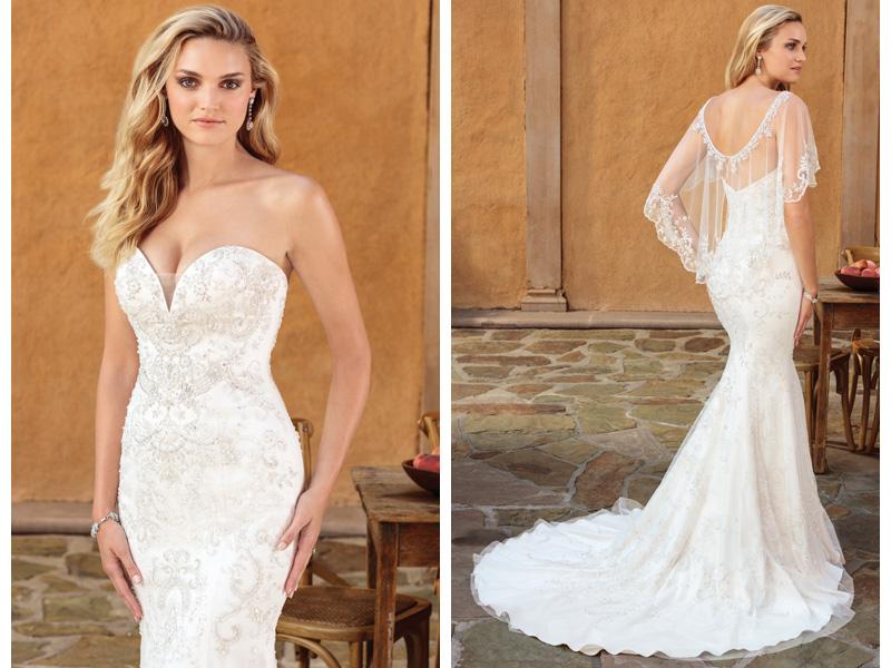 Casablanca Wedding Dresses for 2018