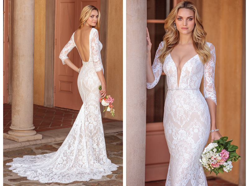 Casablanca Dress-Brides 2018