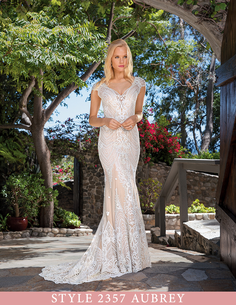 4891716165c83 Exclusive First Look at Casablanca Bridal Spring 2019 Collection | Wedding  Dresses Spring 2019