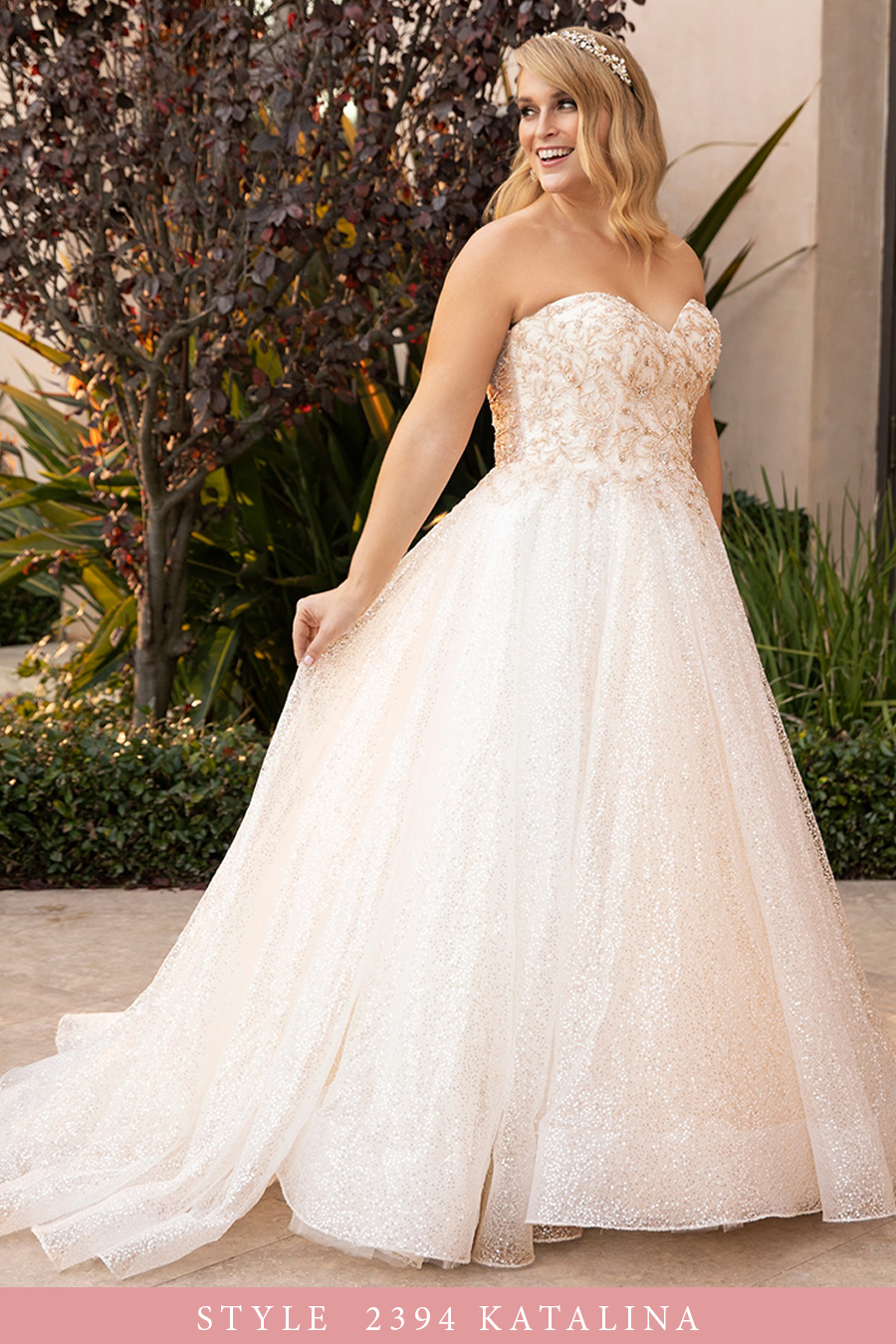 Casablanca Bridal's NEW Fall 2019 Collection: Forever Yours | New Wedding Dresses