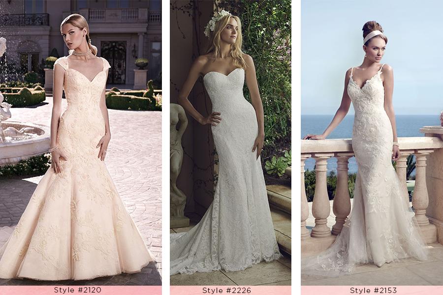 Casablanca Customized: The Allison Gown / Blog / Casablanca Bridal